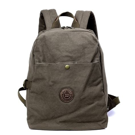 Rugged Computer Backpack by Fashionable Rugged Canvas Backpacks Canvas Computer
