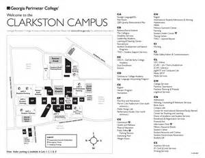 perimeter college dunwoody cus map perimeter college decatur cus map map
