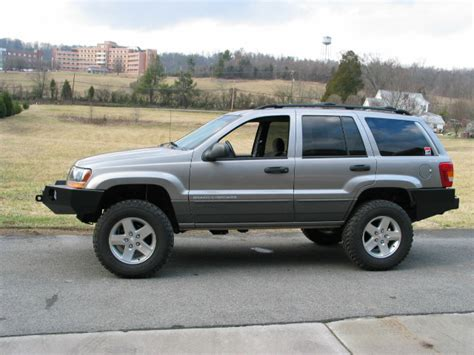 2002 Jeep Grand 4 Inch Lift Wk 4 Quot Lift With Tires How Much American Expedition