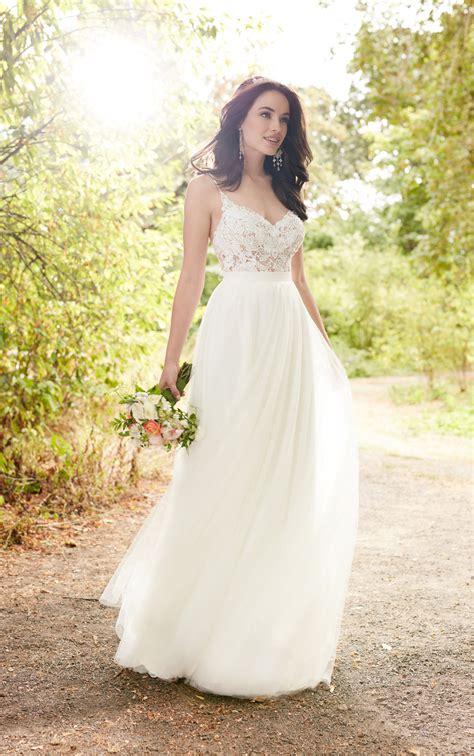 Wedding Separates   Romantic Boho Wedding Dress Separates