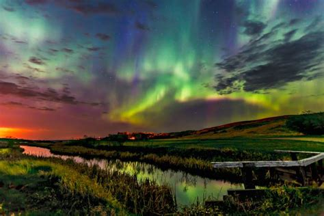 northern lights canada 2017 northern lights may put on a wednesday here s