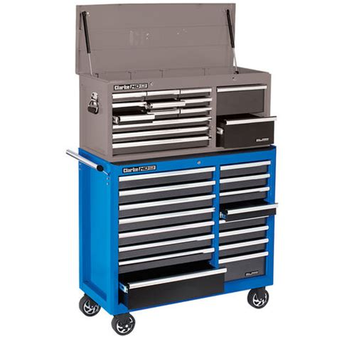 clark and cabinets reviews clarke cbb226blb large hd plus 16 drawer tool