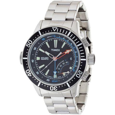 Timex Quartz timex intelligent quartz depth t2n809 manual