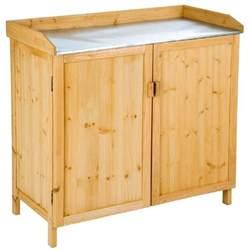 meuble de rangement exterieur en bois achat vente