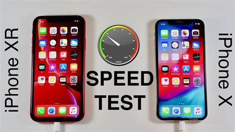 iphone xr  iphone  speed test youtube
