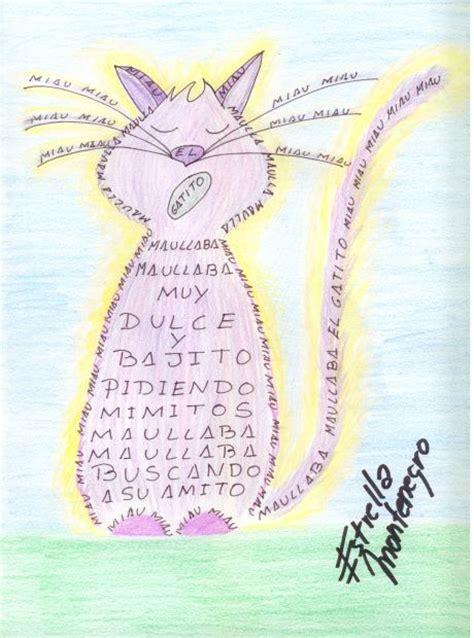 poemas infantil poemas infantiles miau poes 237 as pinterest