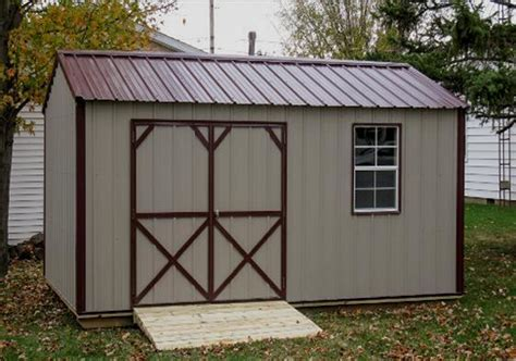 Budget Garden Sheds by Miami Valley Barns