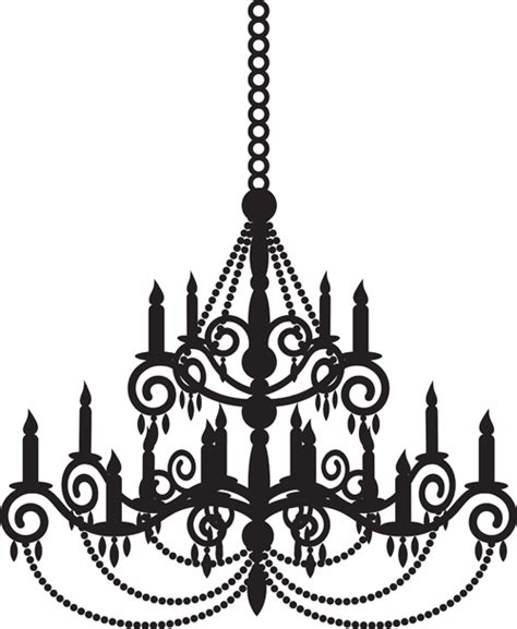 wordpress twenty fourteen pattern light svg ornate chandelier vector silhouette set 14 welovesolo