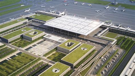 Wen Lädt Zum Richtfest Ein by Richtfest F 252 R Neues Terminal Am Flughafen Berlin Brandenburg