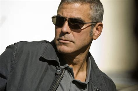 The American George Clooney In The American 2010