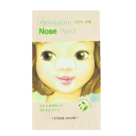 Etude House Green Tea Nose Pack Ad etude house moistfull collagen emulsion canada usa