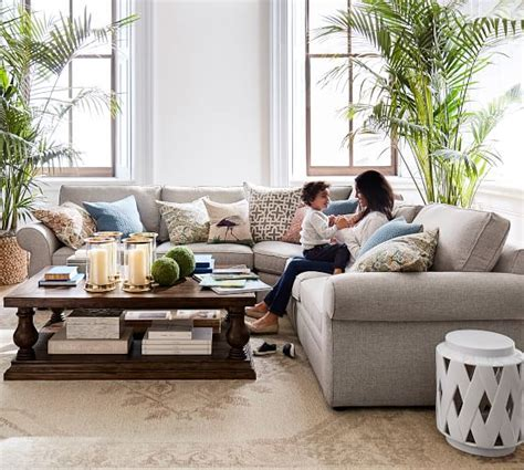 pearce sectional reviews pottery barn pearce sofa review sofa menzilperde net