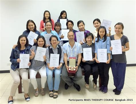 therapy courses maes therapy courses in thailand to treat movement disorders in children