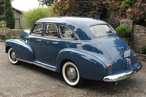 chevrolet 4 door 1947 chevrolet chevy fleetmaster 4 door deluxe sport