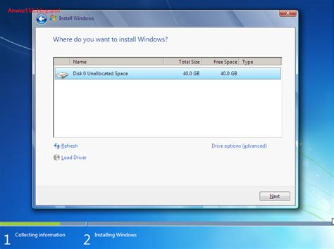 cara format ebook windows 7 cara instal windows 7 anwar156