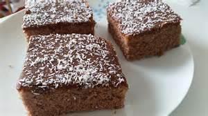 kokosraspel kuchen blech schwedischer schokoladenkuchen rezept mit bild