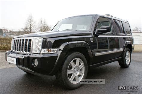 Jeep 5 7 Hemi Jeep Commander 5 7 V8 Hemi Photos And Comments Www