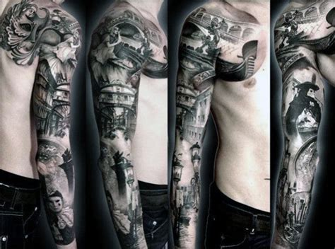 tattoo ideas for men half sleeve top 100 best sleeve tattoos for cool designs and ideas