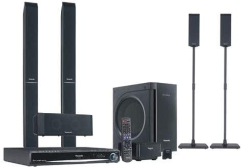 Speaker Home Theater Panasonic panasonic sc pt960 premium sound 1250w dvd home theater