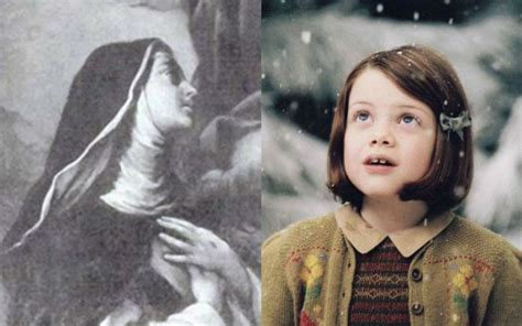film lucy quel public lucy of narnia was a real saint yep and she had a