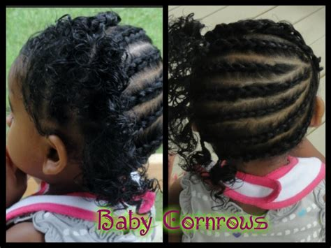 how to braid black hair babies 183 baby hair care simple fast cornrows youtube