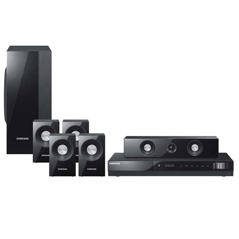 Home Theater Samsung Ht D550 home theater samsung ht c550 xaz 5 1 canais 1 000 w