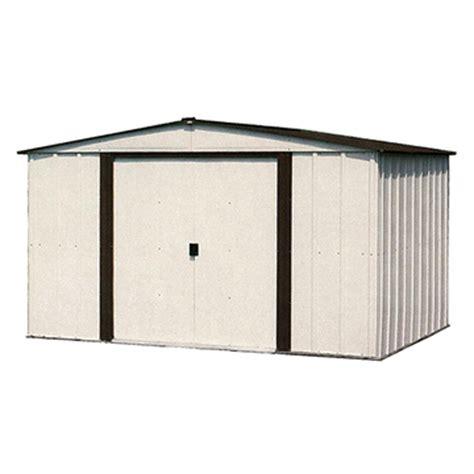arrow designer    steel storage shed