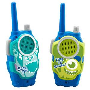 Monster s u scare and scream walkie talkies review a spark of