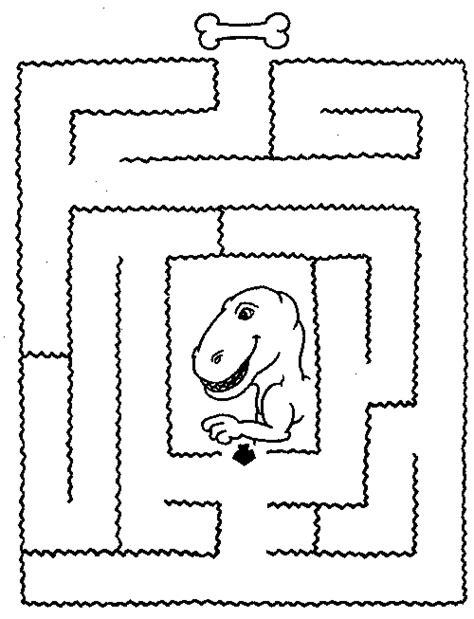 printable dinosaur maze dinosaur maze familycorner com 174