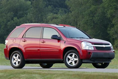 2006 chevrolet equinox review 2006 chevrolet equinox overview cars