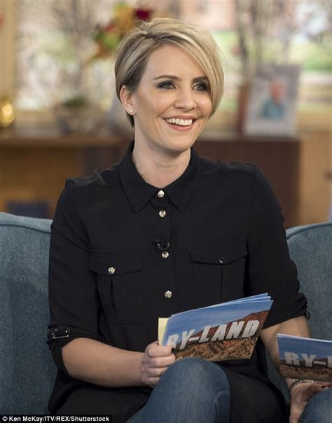 steps singer claire richards shows amazing new figure steps claire richards dazzles on this morning daily
