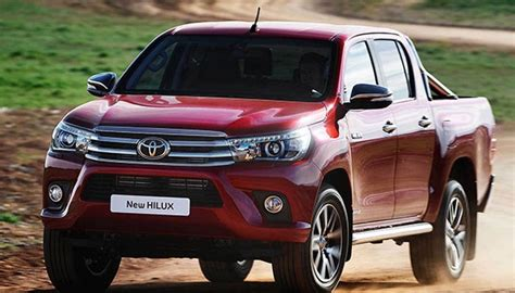 Toyota Trucks In India Toyota Hilux Lifestyle Spied Could Be Launched In