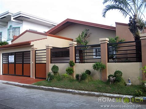 Bungalow House Philippines Design Home Design And Style