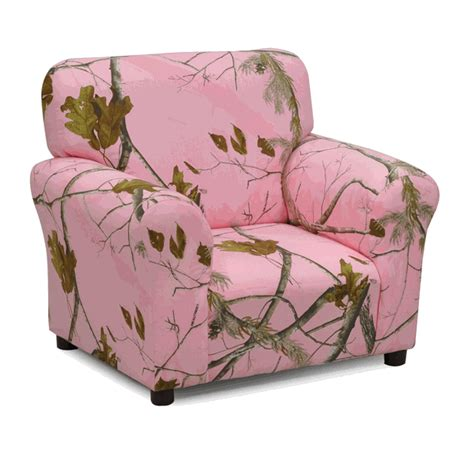pink camo recliner realtree camo furniture realtree pink kids club chair