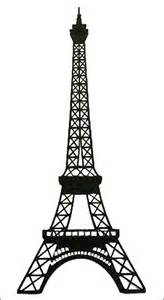 paper wizard die cuts paris eiffel tower