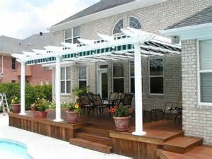 Diy Window Awning Kits Awesome Deck Pergola With Simple Ideas