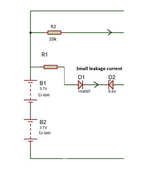 protection circuit zener diode zener diode in charging circuit 28 images zener diode voltage regulator battery