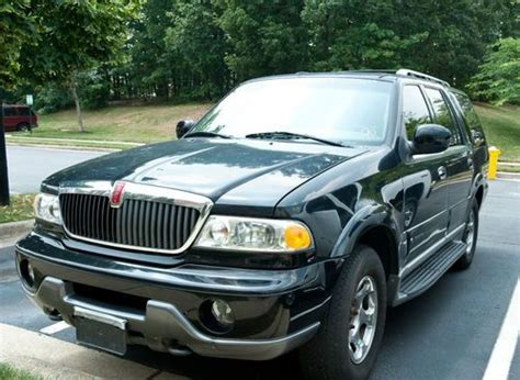 how to sell used cars 2000 lincoln navigator instrument cluster sell used 2000 lincoln navigator 3900 in college park maryland united states for us 3 900 00