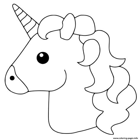 printable pages of emojis unicorn emoji coloring page iphone emoji coloring pages