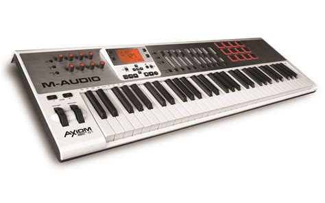 air lighted keyboard m audio