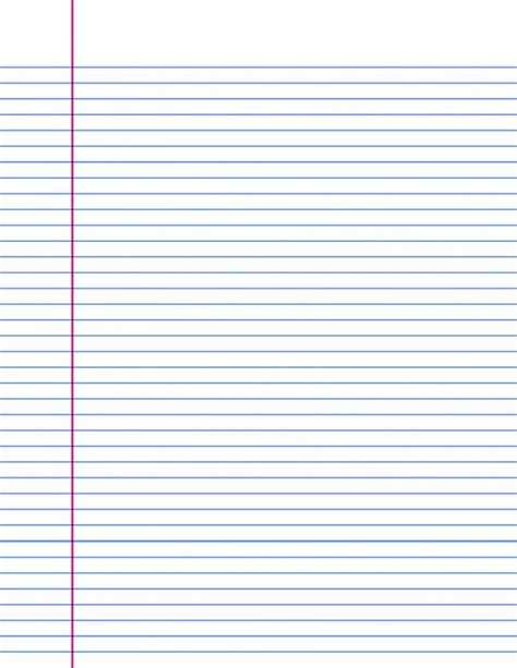 Lined Paper In Word - lined paper template word templates trakore document