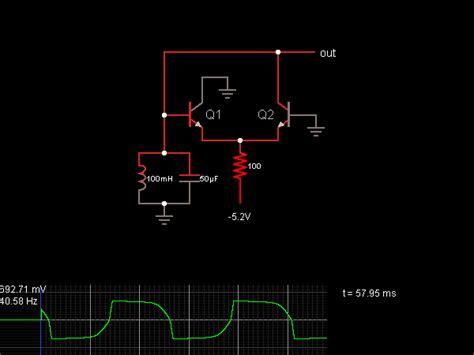 simulated inductor oscillator simulated inductor oscillator 28 images simple simulated inductor low pass band pass filter