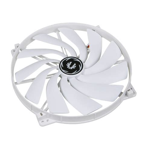 bitfenix spectre 200mm fan bitfenix spectre 200mm fan all white lubf 003 from