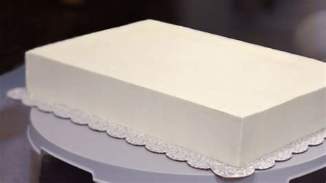 how to a half sheet cake
