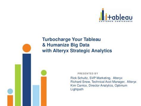 tableau software tutorial ppt tableau conference 2012 alteryx presentation