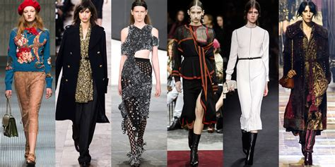 Runaway Fall 2008 Trends by Top 10 Fall 2016 Fashion Trends From The Runway