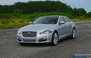2016 jaguar xjl supercharged review test drive the