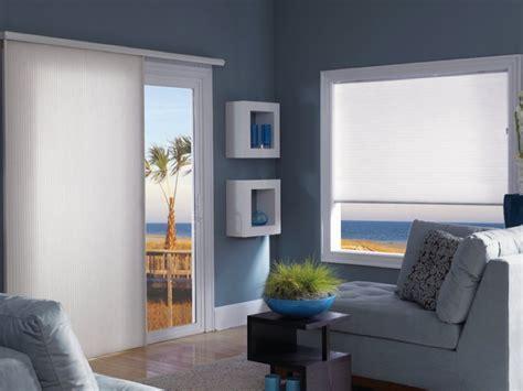 Honeycomb Blinds For Sliding Glass Doors Sliding Glass Door Applications Window Coverings