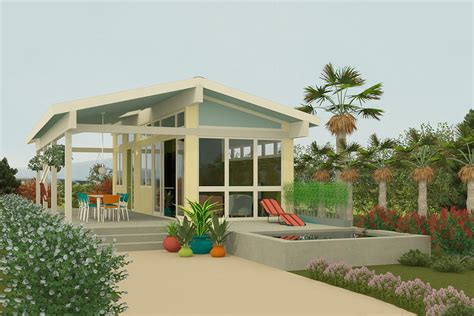 pool house guest house rancher pinterest ranch style house plan 1 beds 1 baths 400 sq ft plan