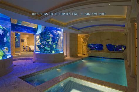 home design center westbury aquarium pool westbury ny manhattan indoor luxury home custom interi